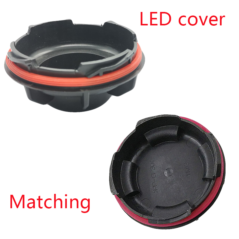 Image 5 - Dustproof hood for automobile headlights HID LED Extended Dust Cover Waterproof and dustproof back cover for new K2-in Car Light Accessories from Automobiles & Motorcycles