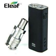 Original  Eleaf TC E Cigarette Kit with 2ml iJust 2 Mini atomizer tank w/ 40W iStick 2600mAh Battery Vaping Kit vs only 40w Mod