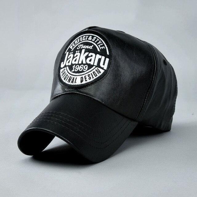Мода Кожа PU женщин Бейсболка с Заказной Дизайн 2 Цветов Регулируемые Snapback Hat Вышивка Логотипа
