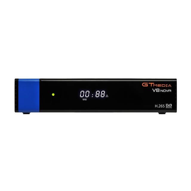 US $50 99 |GTmedia V8 NOVA HD Satellite Receiver + cccam cline for 1 year  free digital tv for Spain Poland Netherlands V8 Super New Version-in
