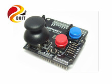 Official DOIT Wireless Programmable Remote  UNO R3 Input Shield APC220 3 in 1 Suit Diy Kit Robot Tank Car Chassis RC Electronic