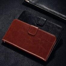 QIJUN Brand Case For Xiaomi Mi 5 5C 5S 5X A1 Mi5 Mi5C Mi5S Plus Mi5X MiA1 Cover Leather Retro Wallet Flip Stand Phone Bag