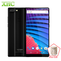 Vernee Mix 2 6GB 64GB Smartphones 6 0 Inch MTK6757CD Octa Core Fingerprint ID Android 7