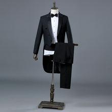 Мужская одежда смокинг 2019 для мужчин ce джаз костюм танцевальный