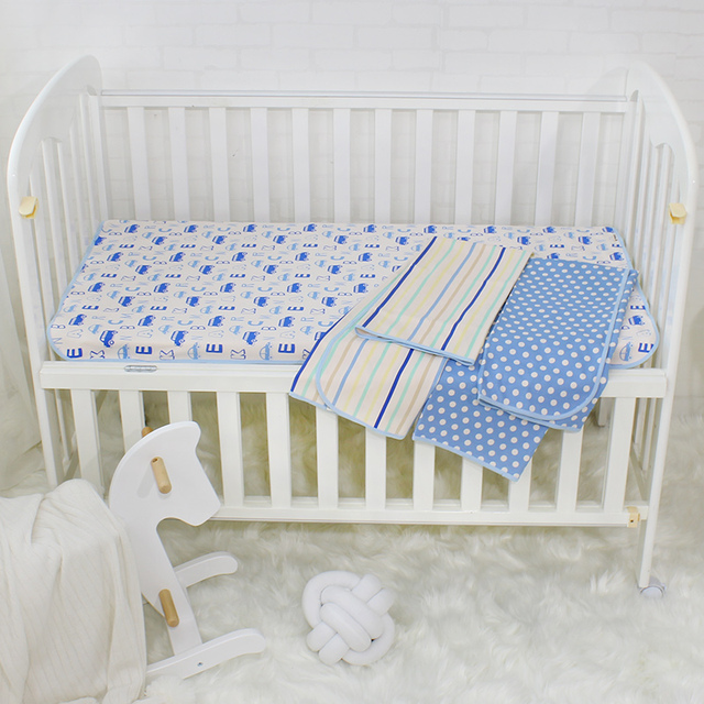 Baby Changing Pad Cover For Newborns Waterproof Mattress Pad Baby Bed Sheet Portable Baby Diaper Changing Mat 120x70cm