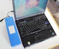18 В, 19 В, 20 В 5AH Li pol аварийного Источники питания с 5 В USB понижающий преобразователь и 10 вилки для Ноутбуки, сотовые телефоны, планшетные ПК Бат