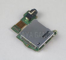 Original Game Card slot Socket with headset headphone board Replacement For Nintend Switch NS Switch repair parts