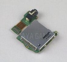 Oryginalne gniazdo do gier gniazdo z zestawem słuchawkowym słuchawka zamienna płyta do przełącznik do nintendo przełącznik NS naprawa części