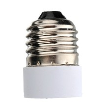 E14 To E27 Light Socket Lamp Base Holder Converters Bulb High Temperature Resistant Adapter Chandelier LED Lamp Stand(China)