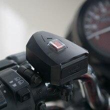 5 в водостойкий 2USB moto rcycle сотовый телефон gps блок питания розетка зарядное устройство переключатель аксессуары для мотоциклов accesorios para moto