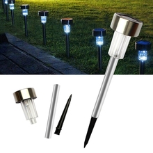 5PCS LED Solar Lawn Light Waterproof Control Outdoor Garden Lights  Yard Lights Garden Solar Led Light Solar Powered Led цена