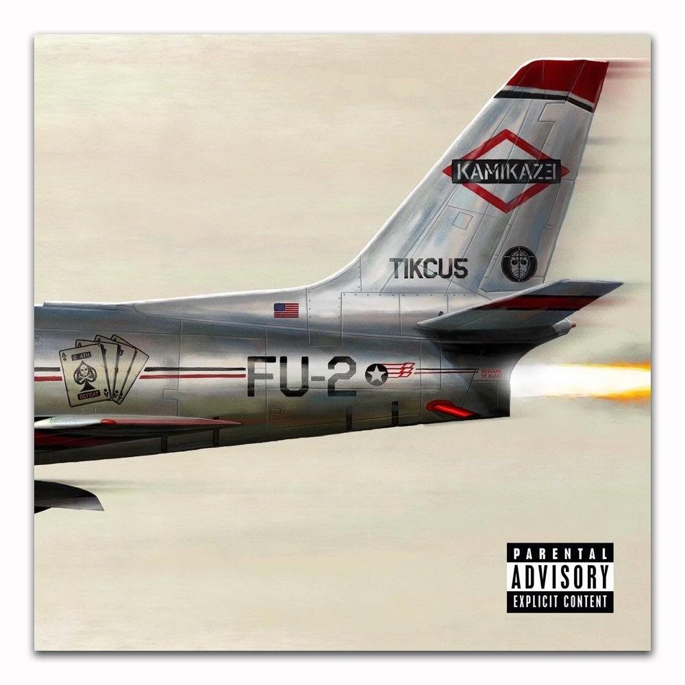 20x20 24x24 Poster XXXTENTACION 17 New Album Hip Hop Rap Music Cover K-625