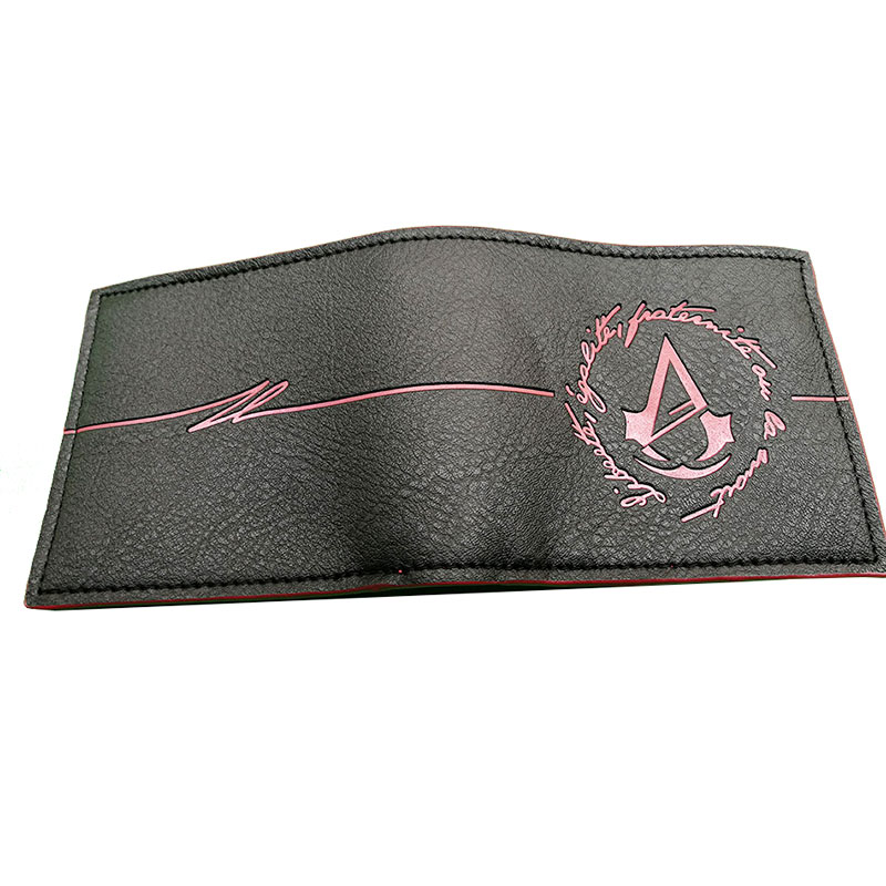 leeshang novidade assassins creed men's Short Wallet : Assassins Creed Playstation