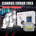 Caliente 12 V 35 W H4 12000 K Delgado Hid Xenon Light Lastre H4-2 H13-2 9004/9007-2 8000 K KIT OCULTADO