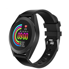 G50S 1.3 Inch Round Screen Smart Watch Men Ip67 Waterproof Heart Rate Monitor 30 Days Standby Smart band For Android IOS Phone цена