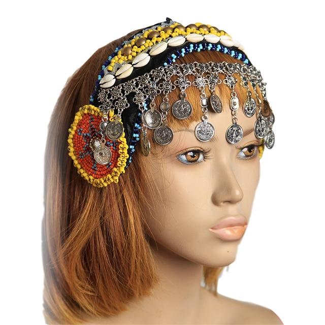 Tribal chains headpiece