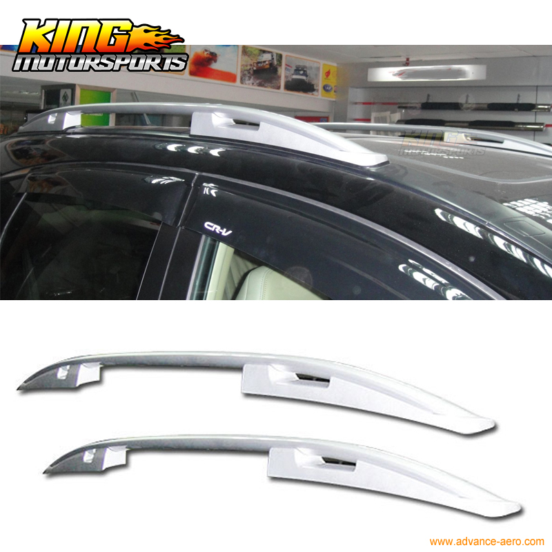 For 2007 2011 Honda Crv Cr V Oe Factory Style Side Rail
