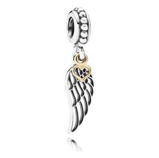 AIFEILI Pendant Necklace Personality Bead DIY Suitable for Pandora Bracelet Women Jewelry European Charm Christmas tree Color