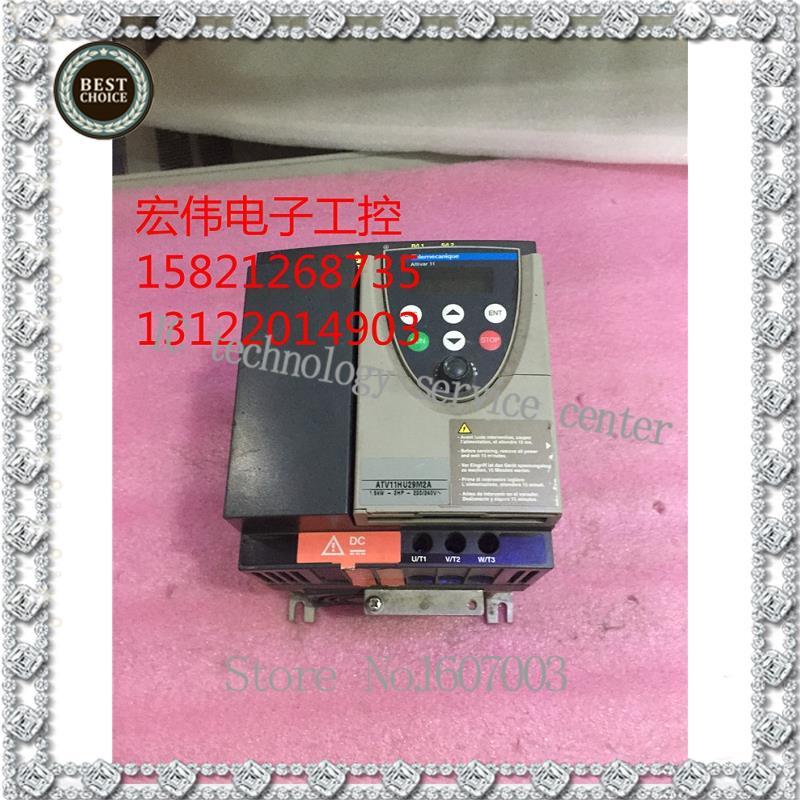 Schneider Inverter ATV11HU29M2A 1 5KW 220V kind shooting Quality assur