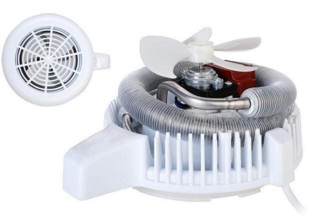 Usine d'acier inoxydable d'équipement d'épurateur de Distillation dentaire de Machine distillée par eau de filtre de distillateur d'eau Pure de 4L - 3