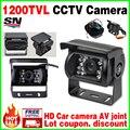 sale Car Special Bus Reversing Camera AV Joint 1/3cmos 1200TVL Waterproof IP66 Night Vision ir30m Surveillance Security ahdl cam