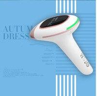 Безболезненный IPL фотонный жидкий кристалл для удаления волос легкое устройство для удаления волос домашняя красота