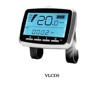 bicycle display VLCD5 for TONGSHENG TSDZ 2 mid drive motor LCD display ebike conversion kits