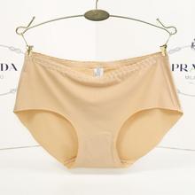 Women's fashion Sexy Seamless Soft Lingerie Briefs Underwear Panties Underpants Cotton comfortable briefs