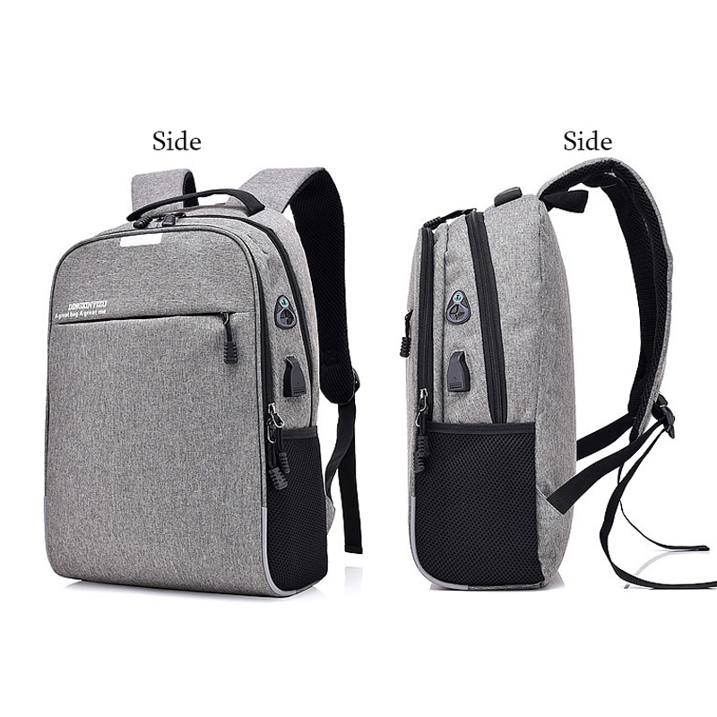 USB Charge Anti Theft Backpack for Men 15 Inch Laptop Mens Backpacks Fashion Travel School Bags Bagpack Sac A Dos Mochila B201