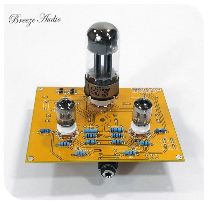 6N3/5670 6N5P/6080 carte amplificateur casque