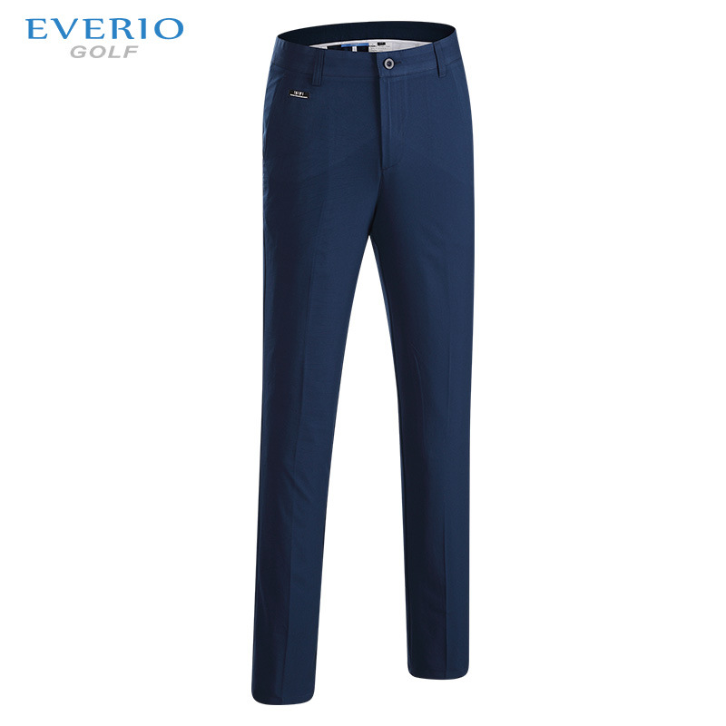 EVERIO Professional Golf Pants For Men Women Solid Breathable Sports Trousers Unisex Golf Training Pants Plus Size Golf Clothing цена