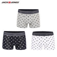 JackJones Men's 3 Pack Boxer Shorts Underwear Men's Boxer 2019 Brand New Fashion Menswear 217392510