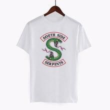 Summer Women Snake T Shirt Printed Harajuku Leisure Korean Style t Fashion Clothing O-Neck Vintage Animal Print Tee Top