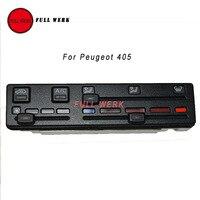 1 PC 09092003N Auto AC Heizung Panel Control Klimaanlage Klima Controller Schalter Knopf für Peugeot 405 Alten Stil Zubehör