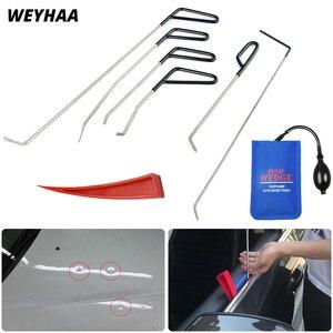 Image 1 - paintless dent repair Hook Tools Push Rods Dent Removal Tools Paintless Dent Repair Tools Car Body Repair Kit