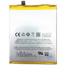 New original mobile phone battery BT62 For Meizu meizu X m682Q Replacement Batteries 3200mAh rechargeable Battery