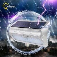 TSLEEN Solar Lamp 960lm 650lm 46 37 LEDs Motion Sensor Garden Outdoor Decor Lampada Luz Solar