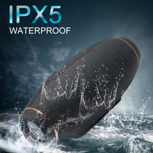 Rugby Portable Splashproof Wireless Bluetooth Speaker Waterproof Outdoor HIFI Bass Subwoofer LoudSpeaker TF AUX Stereo Charge 3