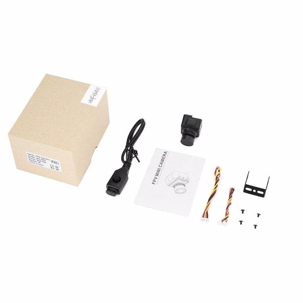 RunCam Swift Mini Horizontal FOV 165 1/3'' 2.1mm IR Infrared 600TVL FPV Mini Camera PAL For Racing Drone