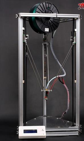 D-force deltabot 3d printer atom rostock for kossel