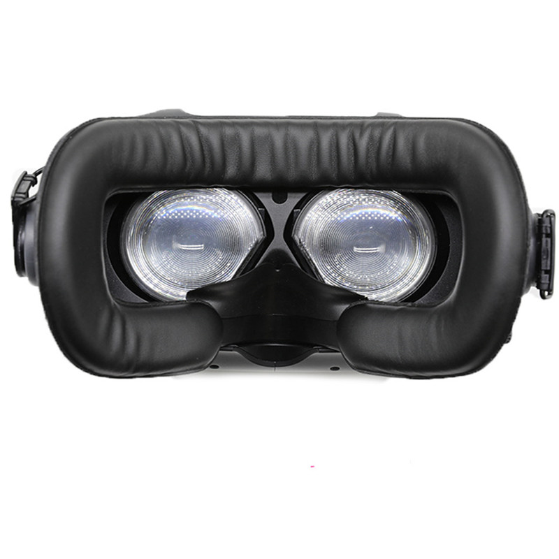 For HTC Vive/pro VR Memory Face Foam Replacement . Comfortable Pu Leather Cushion Pad, Increased FOV. 10*210 * 110 Mm