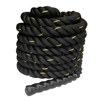 38mm x 9M Traning Battling Battle Power Rope Sport Exercise Fitness Bootcamp