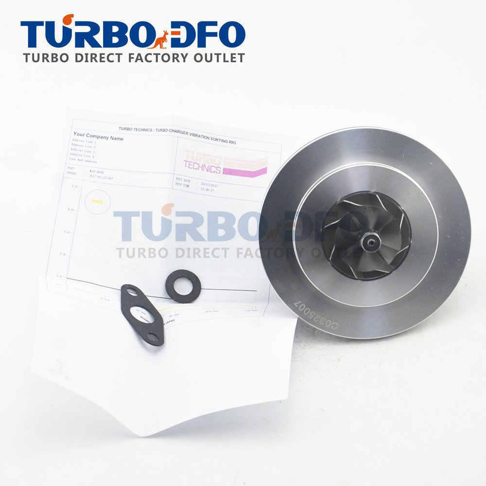 Комплект для ремонта сердечника турбины для Peugeot 406 2,0 HDI 1999 - DW10DT / RHY K03, картридж с турбонаддувом уравновешенный CHRA 53039700009