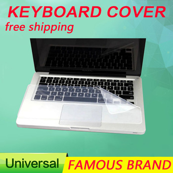 Universal Laptop notebook cover Keyboard Skin dustproof film silicone Protector 1 piece generic for 14 inch and 15 inch 1