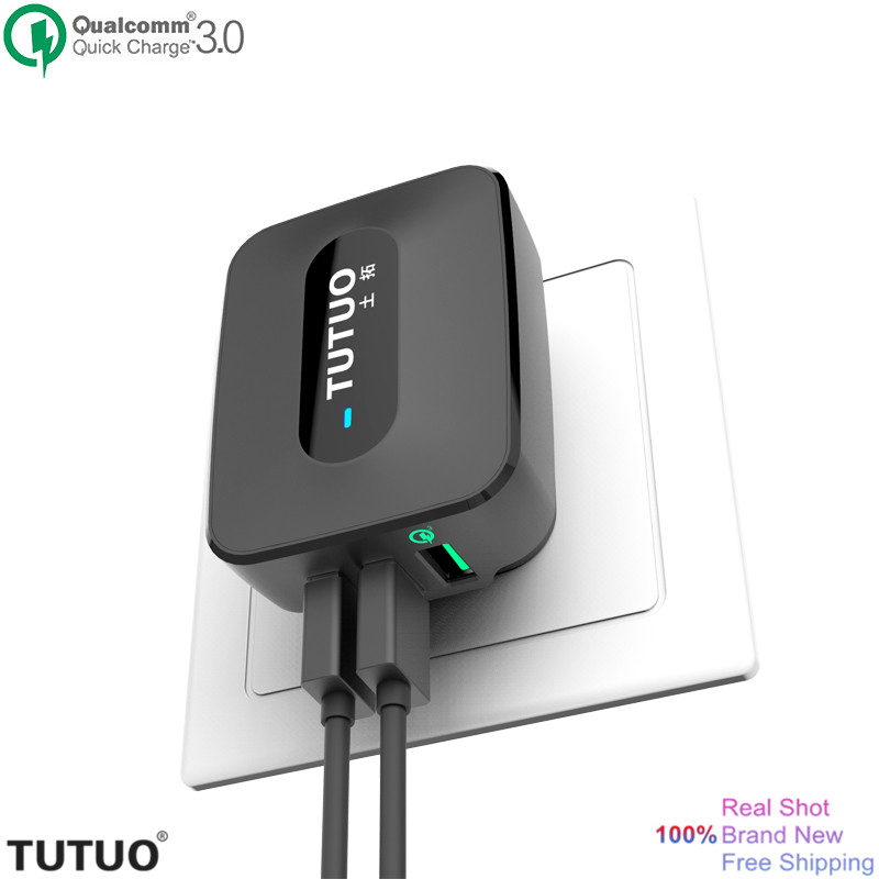 TUTUO Quick Charge 3.0 Fast USB Wall Chargers