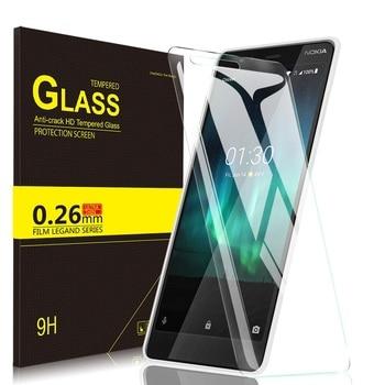 Перейти на Алиэкспресс и купить Закаленное стекло для Nokia 3,1 C/Nokia 3,1 A защита экрана 2.5D 9H Премиум Закаленное стекло для Nokia 3,1 C защитная пленка