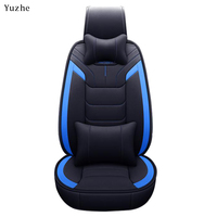 Yuzhe car seat cover For mercedes w204 w211 w210 w124 w212 w202 w245 w163 cla gls accessories covers for vehicle seat