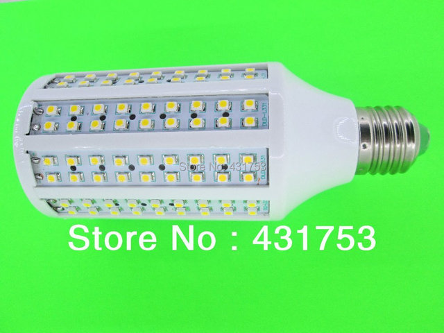 2014 Time-limited Hot Sale Freeshipping Lamps 1pcs E27 200v-240v/ac Led Bulb Lamp Corn Light (free Delivery/warranty 2 Years)