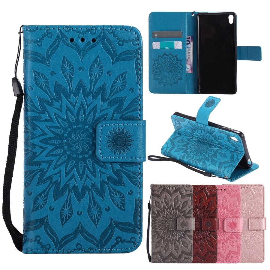 flip leather case sfor fundas sony xperia e5 case for. Black Bedroom Furniture Sets. Home Design Ideas