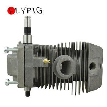 FLYPIG nuevo 42,5mm taladro MOTOR cilindro pistón cigüeñal ajuste para STIHL 023 025 MS 230 MS 250 1123 020 1209 1123 030 0408